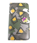 Tome2H(トミトエイチ)/ TRIANGLE CAMO i-Phone CASE -Lady's-