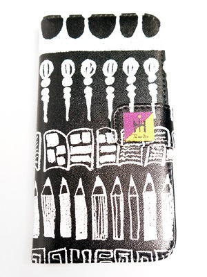 Tome2H(トミトエイチ)/ SYMBOL CRAYON i-Phone CASE -Lady's-