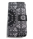 Tome2H(トミトエイチ)/ PAISLEY i-Phone CASE -2.COLOR- Lady's-