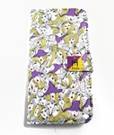 Tome2H(トミトエイチ)/ FRECH GIRLS i-Phone CASE -WHITE- Lady's-