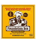 Foundation Box vol.1 -80's One Drop Stylee-