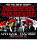 MODERN WARFARE 2011 -YARD BEAT vs CITY ROCK-
