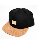 MURAL(ミューラル)/ CORK PLATE SNAPBACK CAP -4.COLOR-