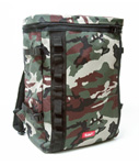 MURAL(ミューラル)/ BOX BACK PACK -PATTERN- -CAMO-