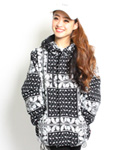 LIL MURAL(リルミューラル)/ PAISLEY MOUNTAIN JACKET -BASIC- -2.COLOR- -Lady's-