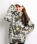 LIL MURAL(リルミューラル)/ PAISLEY MOUNTAIN JACKET -CAMO- -Lady's-