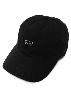 SCREP(スクレップ)/ GRAPPLE LOW CAP -BLACK-