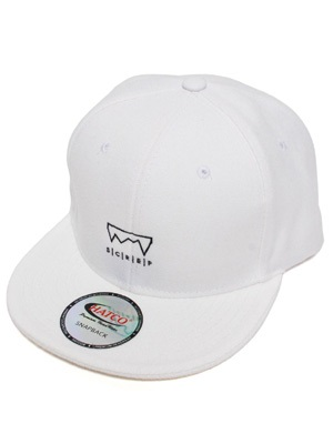 SCREP(スクレップ)/ GRAPPLE SNAPBACK CAP -WHITE-