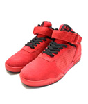 SUPRA(スープラ)/ ELLINGTON STRAP -RED×BLACK-