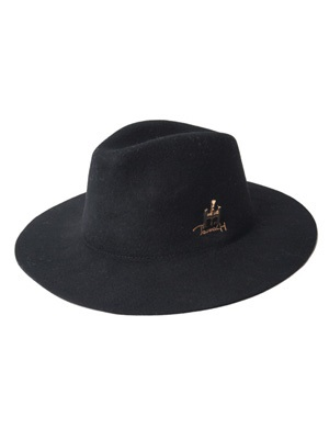 Tome2H(トミトエイチ)/ WIDE BRIM HAT -3.COLOR -Lady's-
