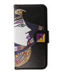 Tome2H(トミトエイチ)/ CLEOPATRA iPhone CASE -BLACK- -Lady's-