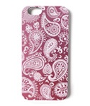 Tome2H(トミトエイチ)/ PAISLEY ALUMINUM iPhone CASE -2.COLOR- -Lady's-