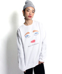 Tome2H(トミトエイチ)/ EMMA CREW SWEAT -2.COLOR- -Lady's-