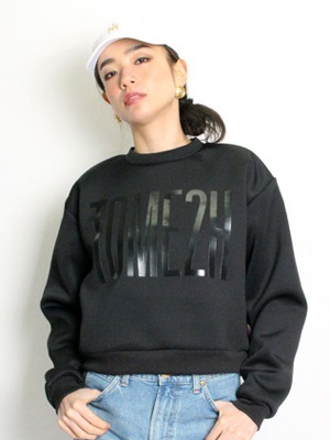 Tome2H(トミトエイチ)/ TOME2H NEOPRENE CREW -3.COLOR- -Lady's-