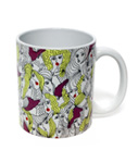 Tome2H(トミトエイチ)/ FRENCH GIRLS MUG CUP -COLOR.B- -Lady's-