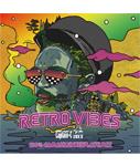 RETRO VIBES 100% JAMAICAN DUBPLATE MIX -CAPTAIN-C 20XX-