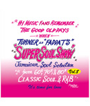 SUPER SOUL SHOW vol.8 -Selected by FADDA-T a.k.a. TURNER-