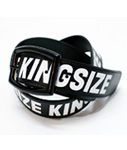 KINGSIZE(キングサイズ)/ BOX LOGO BELT -4.COLOR-