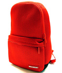 SPRAY GROUND(スプレーグラウンド)/ HEXAGON MESH CARGO BACKPACK -RED-