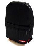 SPRAY GROUND(スプレーグラウンド)/ HEXAGON MESH CARGO BACKPACK -BLACK-