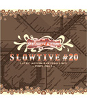 【2CD】SLOWTIVE #20 -LATEST MIDIUM DANCEHALL MIX- -SELECTED BY SERPENT-