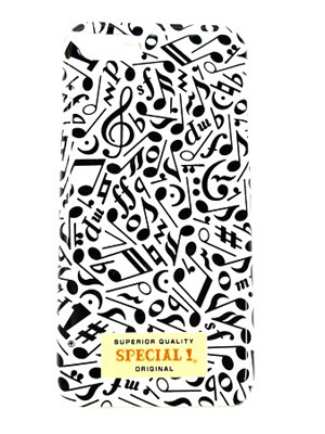 SPECIAL 1(スペシャルワン)/ MOBILE HARD CASE A/F -MUSIC NOTE-