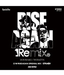 【レコード】RISE AGAIN Remix DOURAKU(導楽)/NODATIN