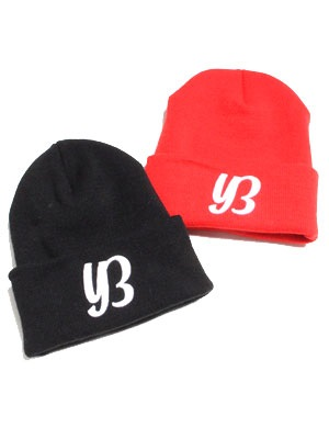 YARD BEAT KNIT CAP -2.COLOR-