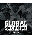 GLOBAL SCORCHER -LP INTERNATIONAL & YARD BEAT LIVE盤- -Mastered by Yard Beat-