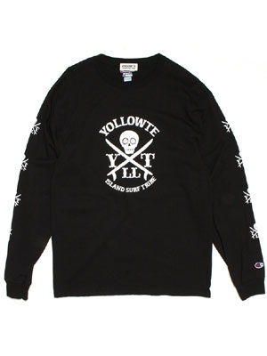 YOLLOWTE(ヨローテ)/ YOLLOWTE L/S T-SHIRT -3.COLOR-