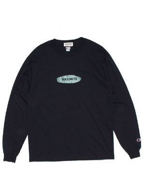 YOLLOWTE(ヨローテ)/ LEAF L/S T-SHIRT -3.COLOR-