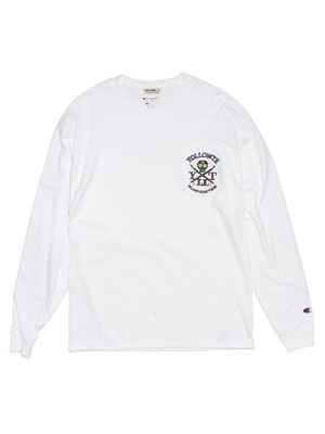 YOLLOWTE(ヨローテ)/ YOLLOWTE MEXICAN L/S T-SHIRT -3.COLOR-