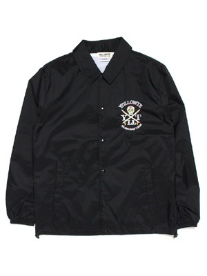 YOLLOWTE(ヨローテ)/ MEXICAN YOLLOWTE COACH'S JACKET -3.COLOR-