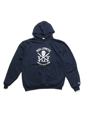 YOLLOWTE(ヨローテ)/ YOLLOWTE HOODY -3.COLOR-