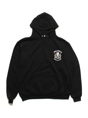 YOLLOWTE(ヨローテ)/ YOLLOWTE MEXICAN HOODY -3.COLOR-