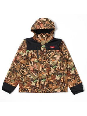 MURAL(ミューラル)/ 3 LAYER MOUNTAIN JACKET -CAMO-