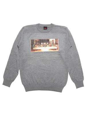 MURAL(ミューラル)/ THE LAST SUPPER KNIT -3.COLOR-