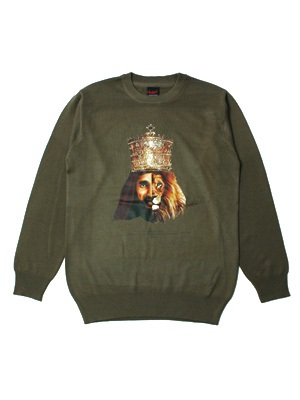 MURAL(ミューラル)/ JAH LION KNIT -3.COLOR-