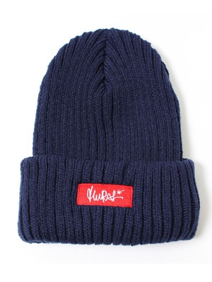 MURAL(ミューラル)/ BOX KNIT CAP -8.COLOR-
