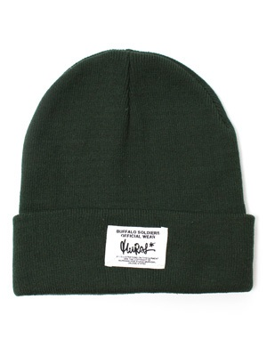 MURAL(ミューラル)/ TAG KNIT CAP -6.COLOR-