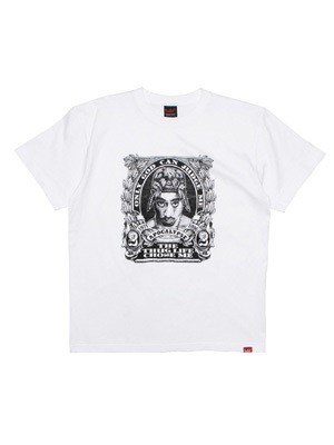MURAL(ミューラル)/ ONLY GOD T-SHIRT -4.COLOR-