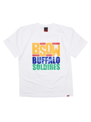 MURAL(ミューラル)/ B.S.O.W. BUSINESS T-SHIRT -3.COLOR-