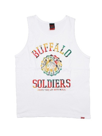 MURAL(ミューラル)/ COLLEGE TIE DYE TANK TOP -2.COLOR-