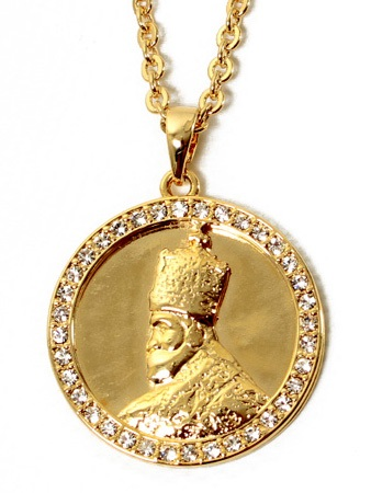 MURAL(ミューラル)/ KING OF KINGS NECKLACE -GOLD-