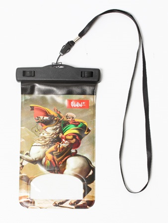MURAL(ミューラル)/ MOBILE WATERPROOF CASE -REAL EMPEROR-