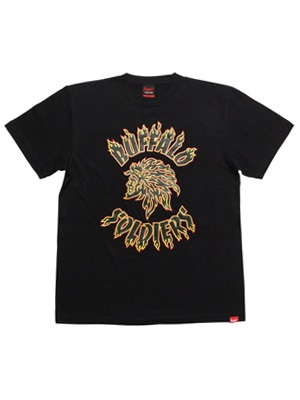 MURAL(ミューラル)/ FIRE B.S. T-SHIRT -3.COLOR-