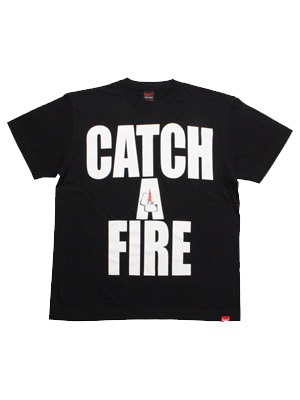 MURAL(ミューラル)/ CATCH A FIRE T-SHIRT -3.COLOR-