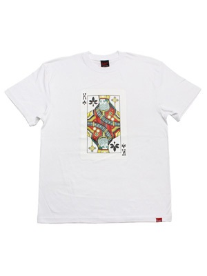 MURAL(ミューラル)/ KING CARD T-SHIRT -3.COLOR-