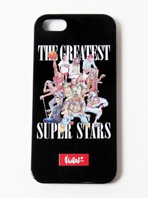 MURAL(ミューラル)/ SUPER STARS iPhone CASE