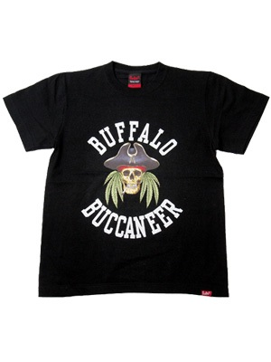 MURAL(ミューラル)/ BUCCANEER B.S. T-SHIRT -2.COLOR-
